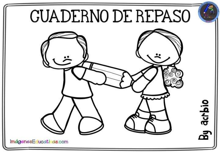 CUADERNO DE REPASO CUARENTENA – Imagenes Educativas