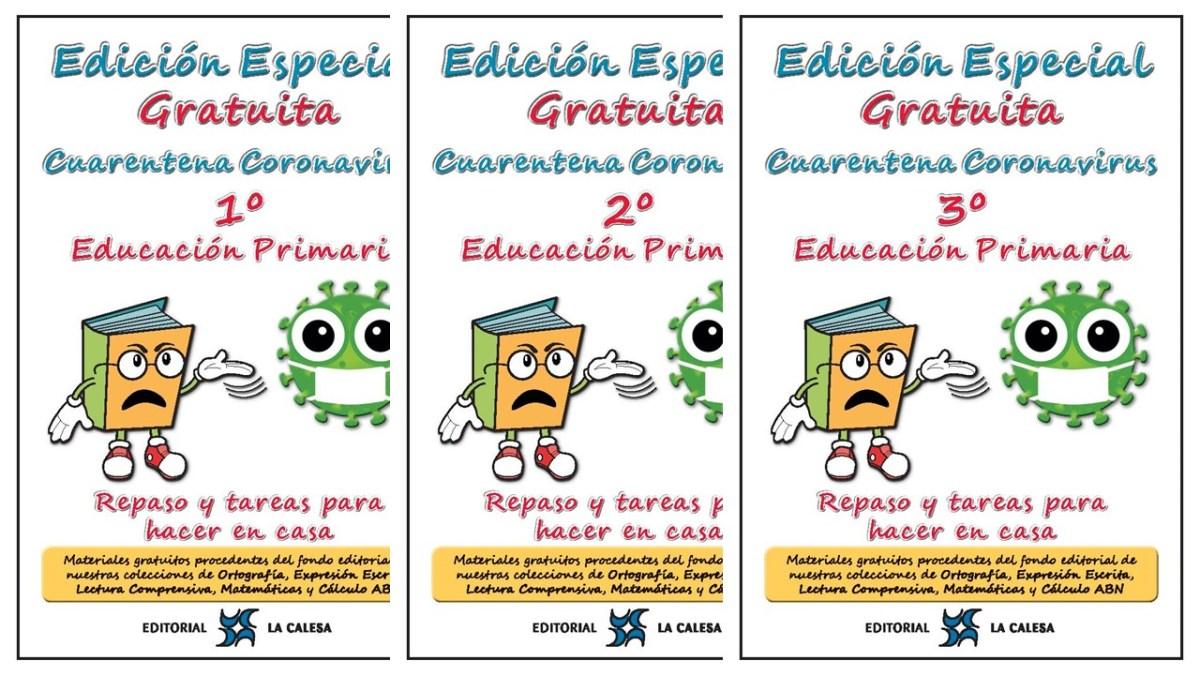Cuadernillos De Actividades Gratuitos Para Primaria Imagenes Educativas