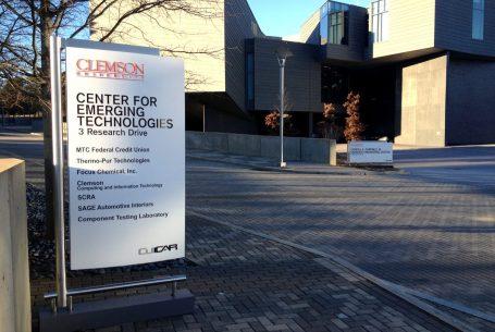 Clemson University – Greenville, SC  International Center Automotive Research (ICAR)