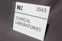 Novant Health Interior Signage – Winston-Salem, NC