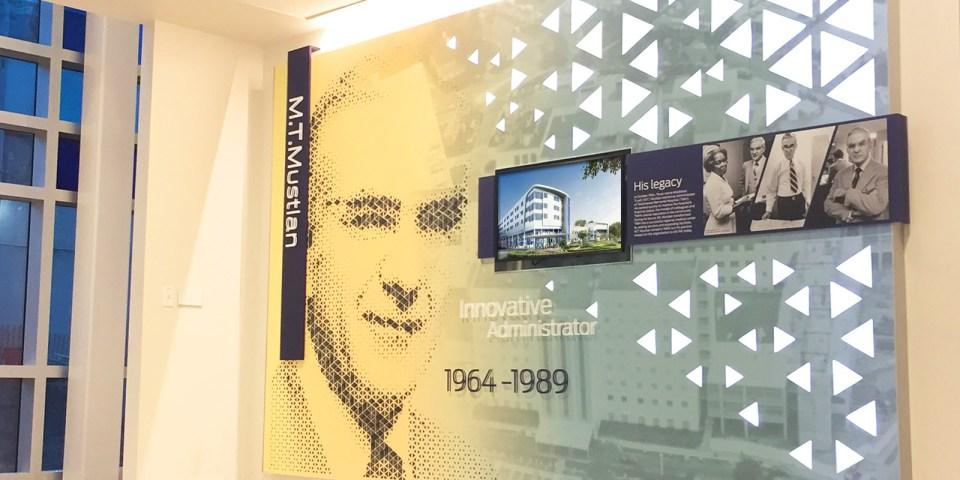 Tallahassee Memorial Hospital – Tribute Wall