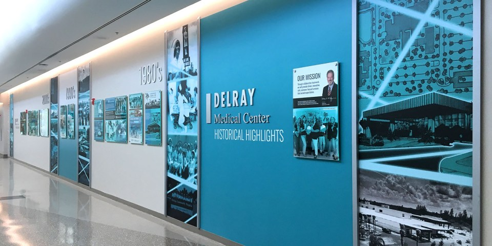 Delray Medical Center – Community Service