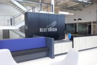 Blue Origin Rocket Engine Factory – Hunstville, AL