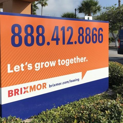 Brixmor Property Group – New York, NY