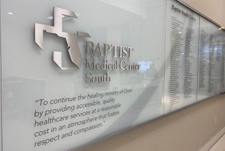 Baptist Medical Center South – Financial Philanthropy