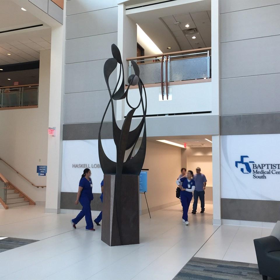Baptist Medical Center South (Interior)- Jacksonville, FL