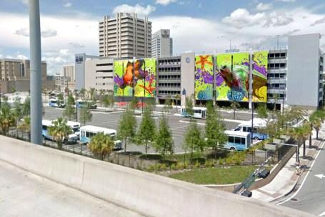 Baptist Medical Center: Lot A (Art) – Jax, FL