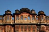 Habitations à l'abandon dans la ville de Jaipur - Inde 2012