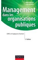 couv Management dans les organisations publiques