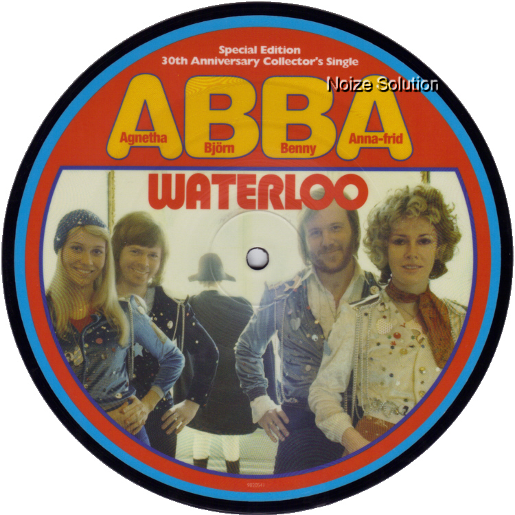 Image result for ABBA Waterloo