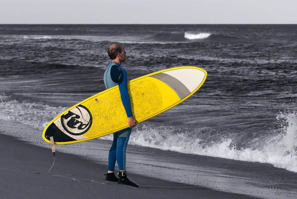 Surfing OBX