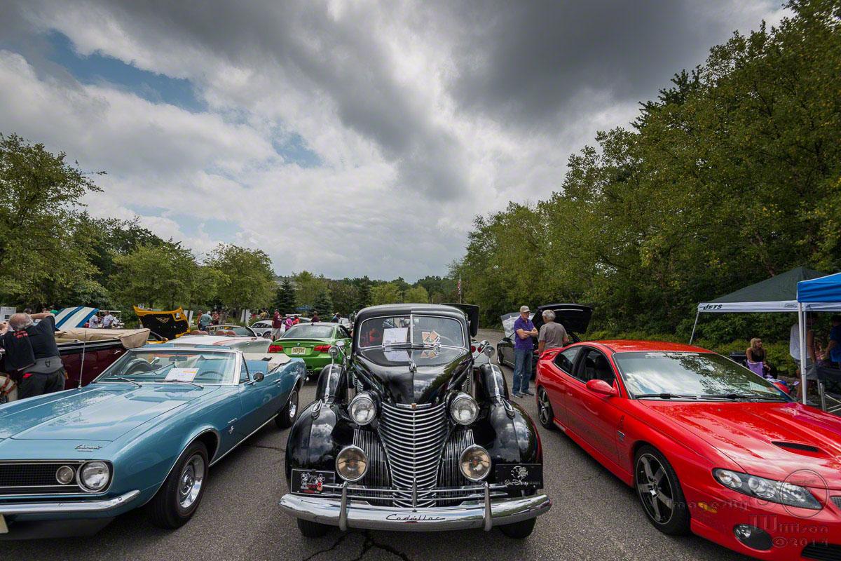 Car Show Birchwood Manor Whippany