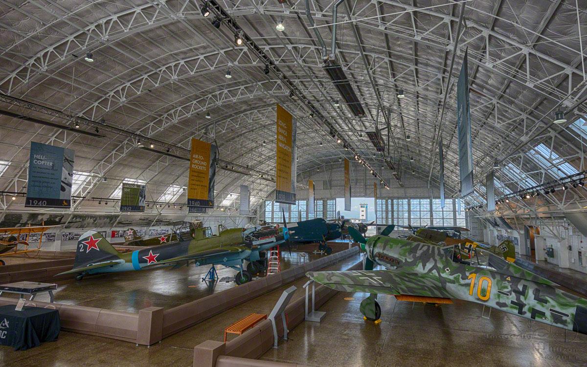 Flying Heritage Museum, Everett WA