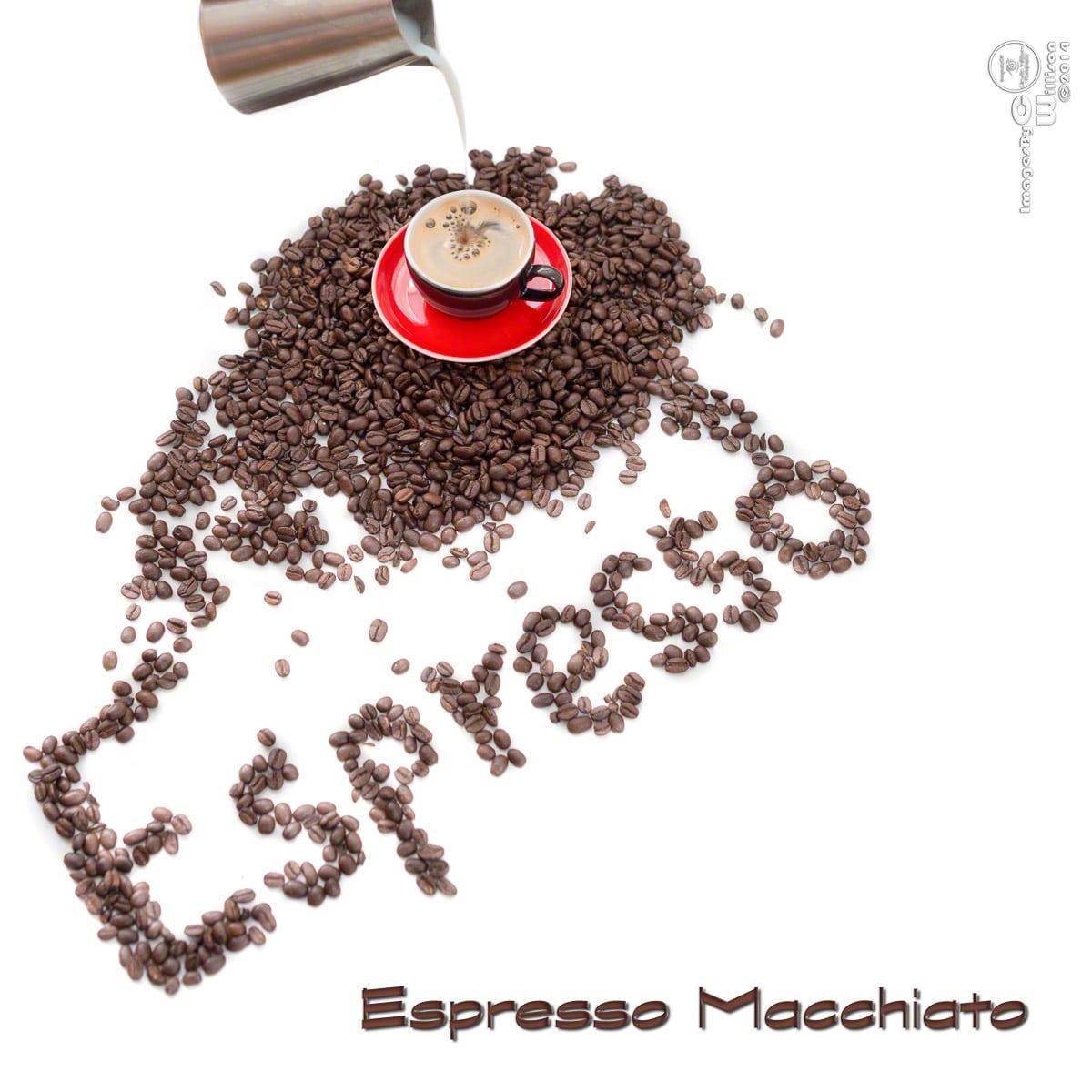 coffee, beans, espresso, macchiato