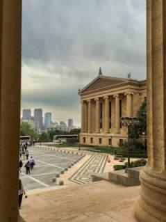 Philadelphia, modern, art, painting, Mondrian