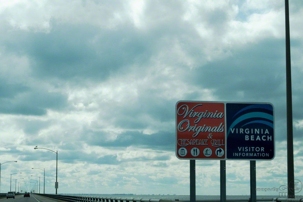 Virginia, bridge, tunnel
