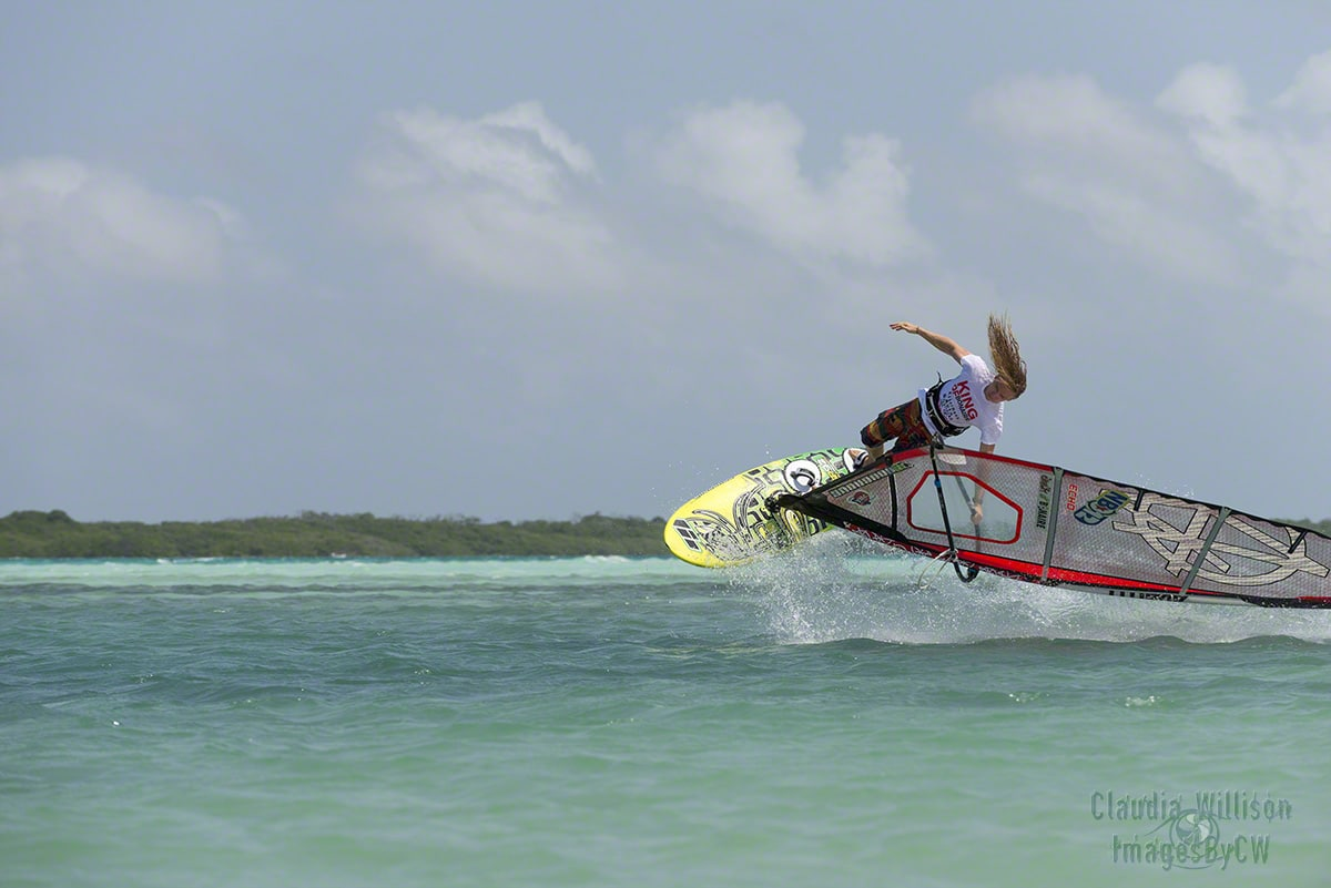 Youp windsurf freestyle