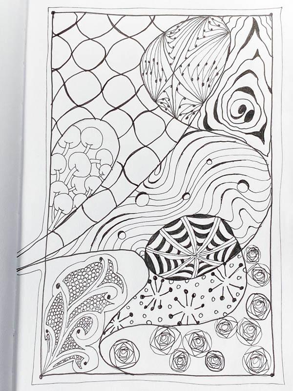 Zen Doodles (2 of 3)