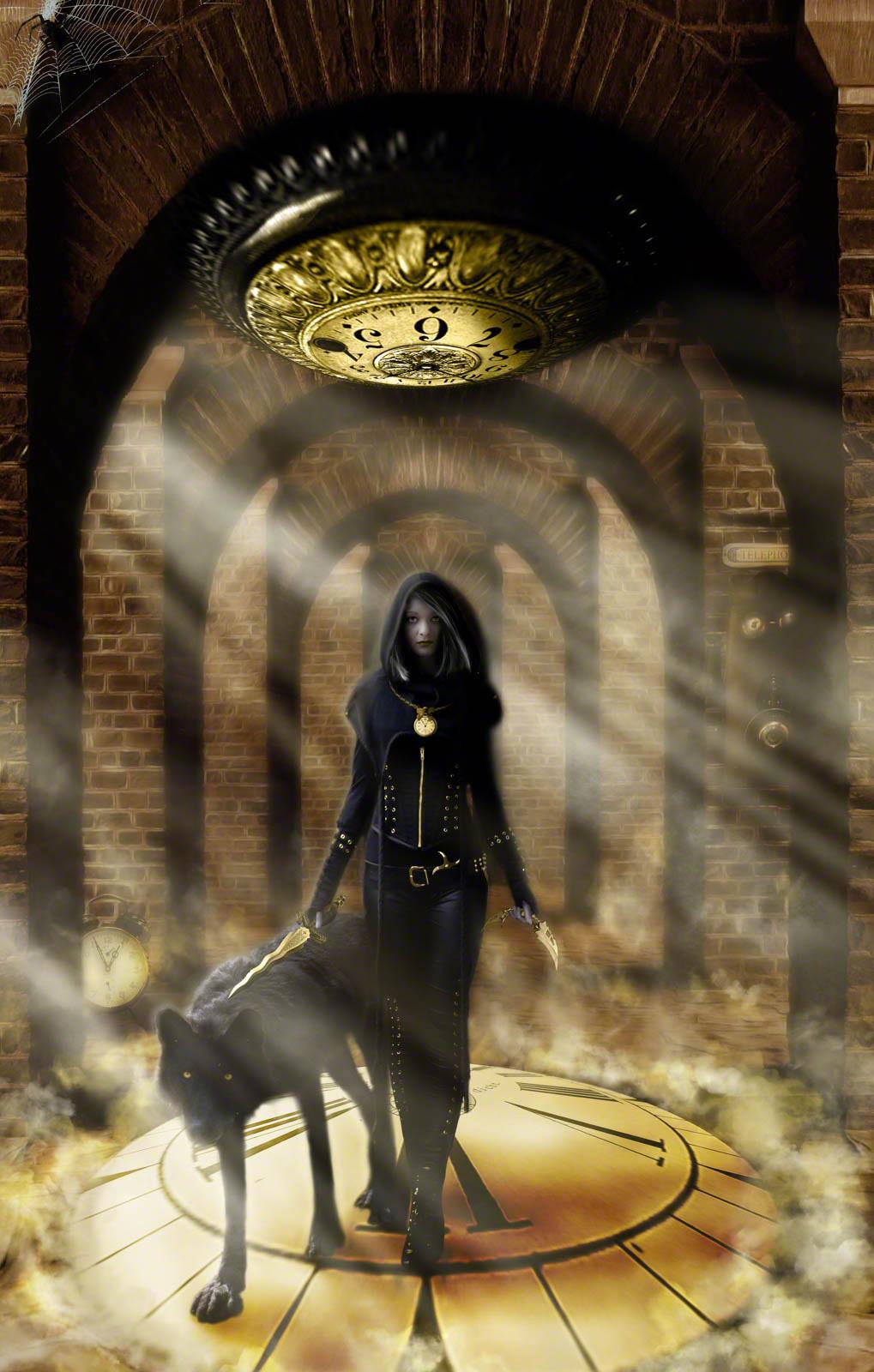 Digital Art: Assassin