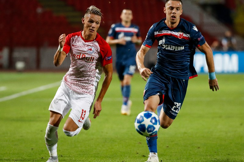 Red Bull Salzburg Vs Red Star Belgrade Hosts Can Bank On Good Home Record In Europe