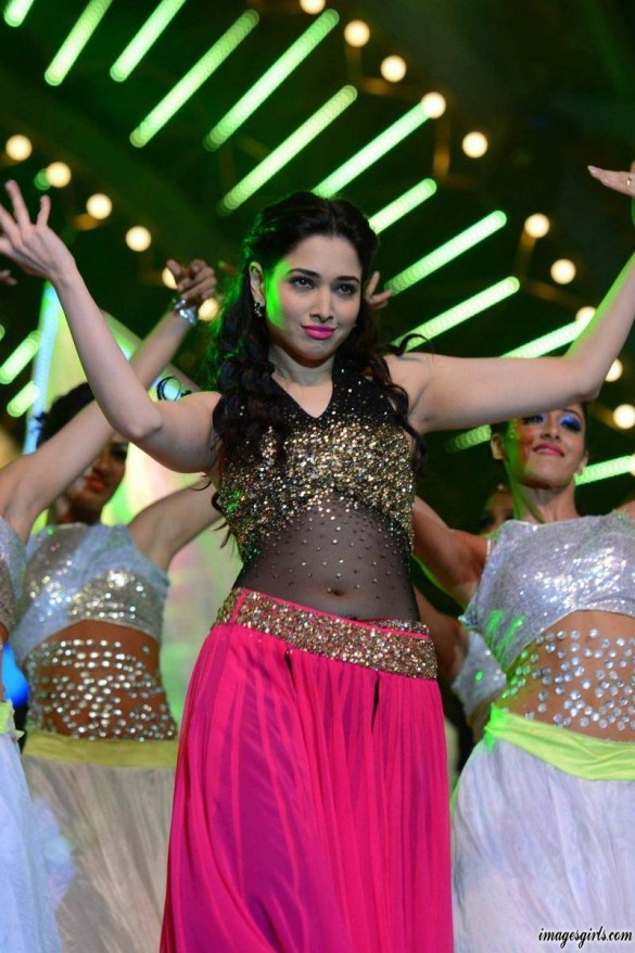 Tamannah Hot Stage Dance