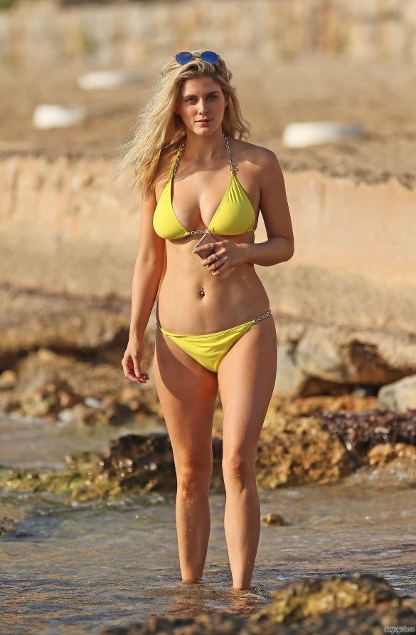 ashley james in bikini
