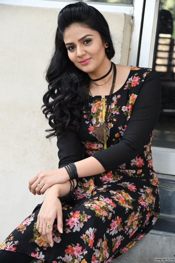 sreemukhi at nenu nanna naa boyfriends teaser launch71234