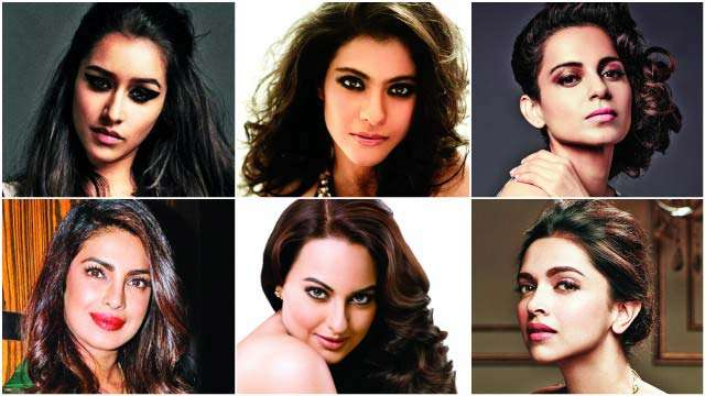 From Kajol to Shraddha Kapoor, actresses are exploring their dark side on screen