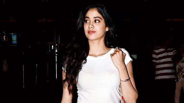 This is when Sridevi's daughter Janvi Kapoor will begin shooting for Sairat remake