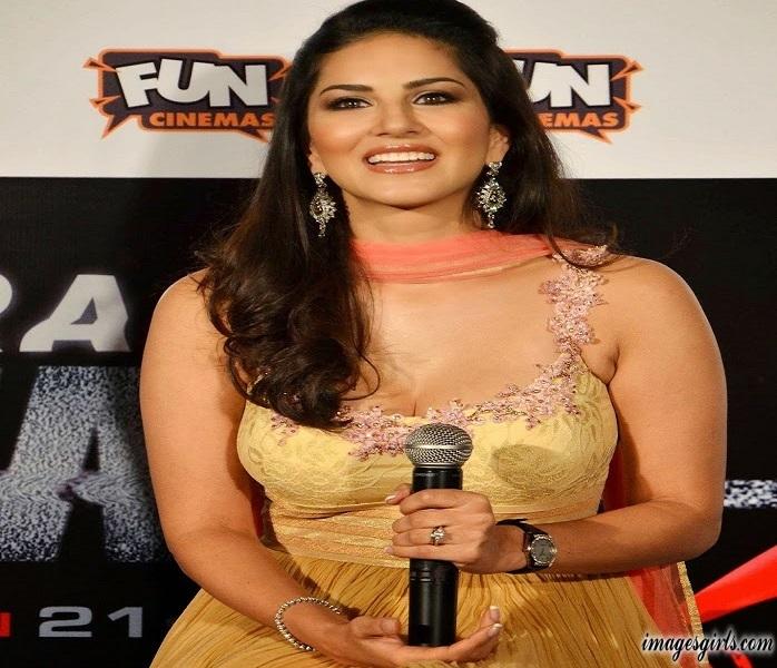Sunny Leone Hot Photos in Salwar Kameez