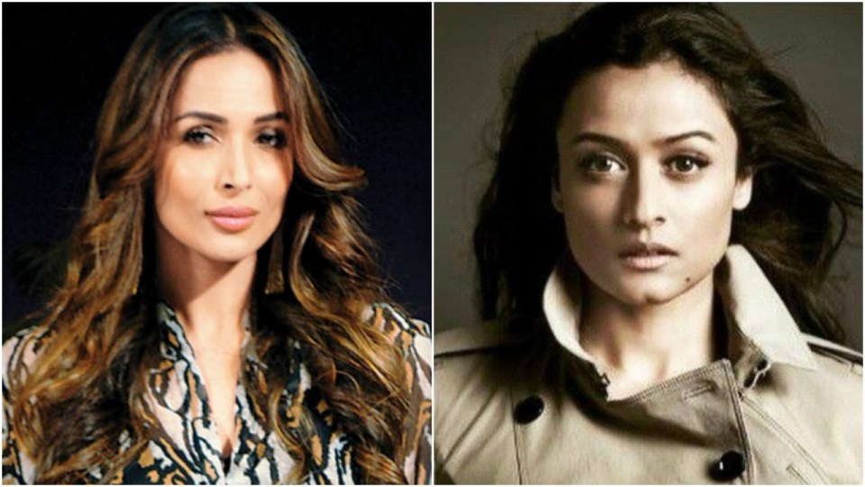 Malaika and Namrata