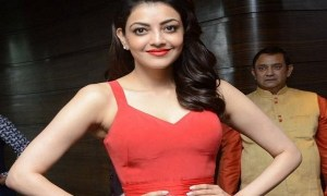 Kajal Aggarwal Pics Launches Ponds Starlight Perfumed Talc