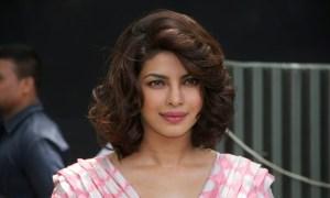 Priyanka Chopra Latest Photos in Stylish Short Dress