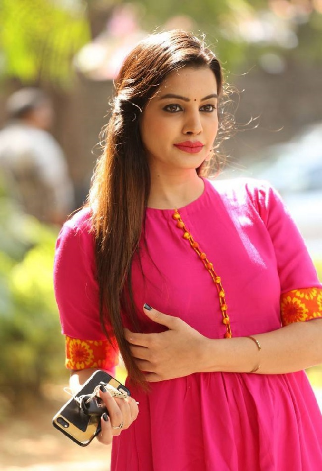 Diksha Panth MOVIE
