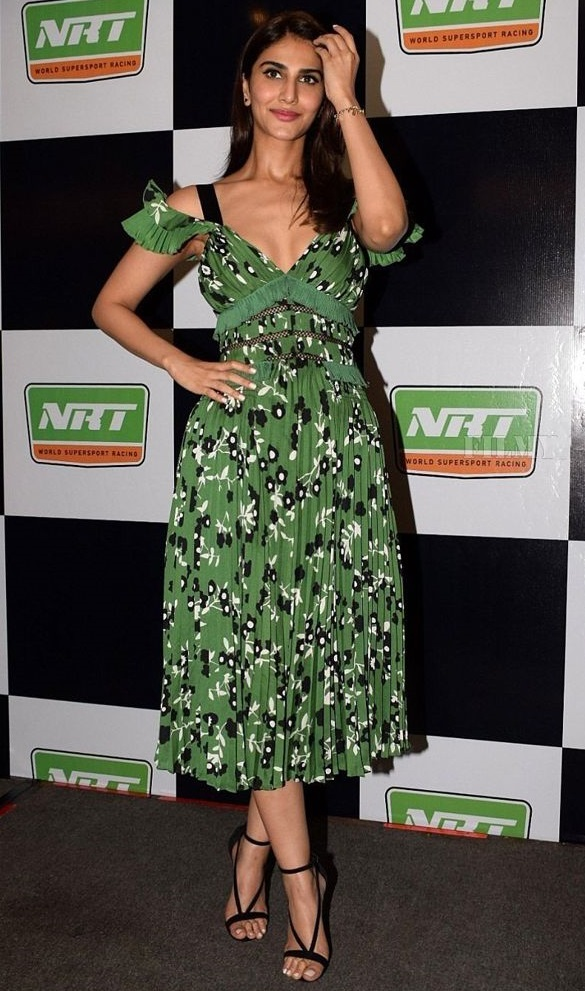 Vaani Kapoor NRT Press Meet