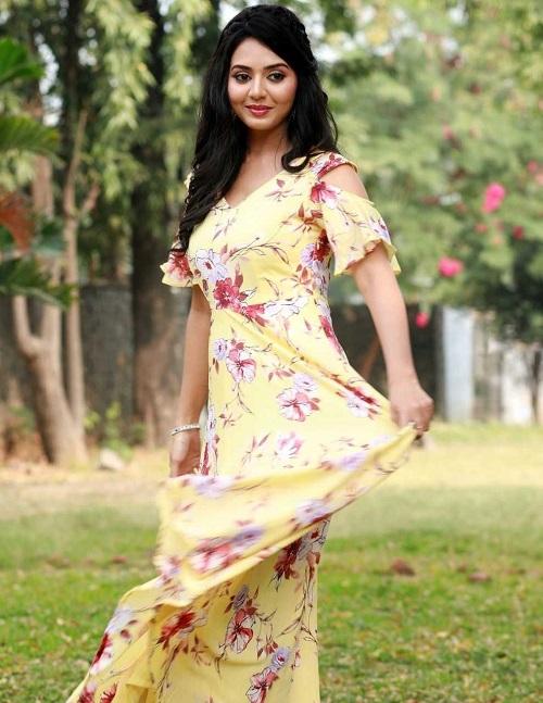 Vidya-Pradeep-Latest-Photo