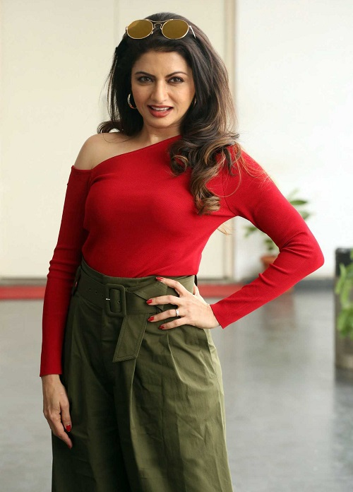Bhagyashree Latest Hot Photo shoot