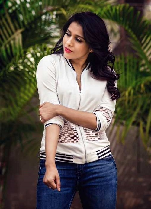 Rashmi Gautam Fashion Images
