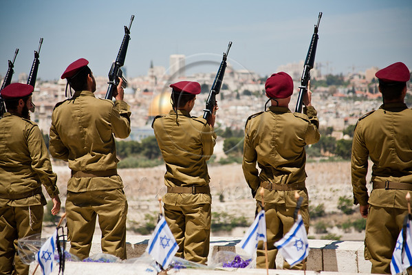 Memorial Day in Israel
