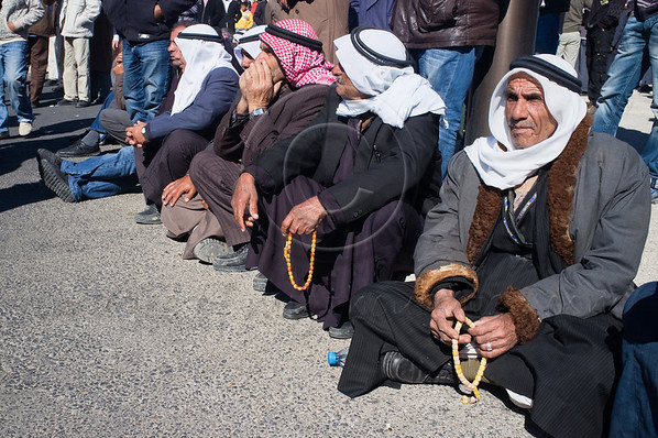Bedouins Protest Prawer Plan