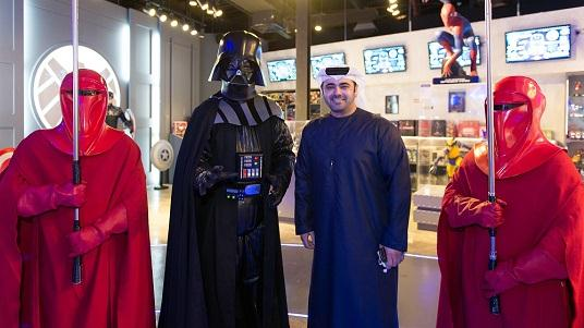 Comicave opens in Dubai Outlet Mall