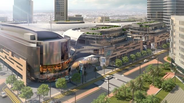 The Upcoming Leisure And Entertainment Destination In Jordan Abdali Mall Will House Galaxy Park A Family Friendly Space Themed Centre