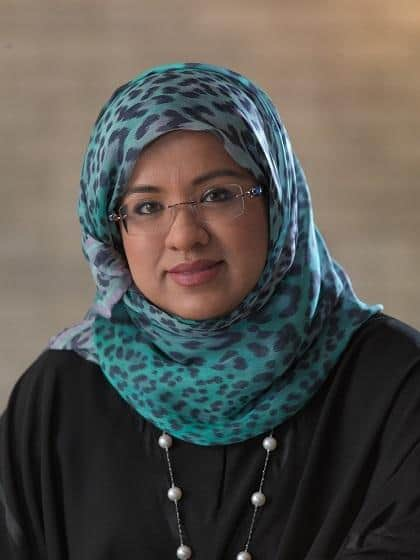Laila Mohammed Suhail, CEO, DFRE