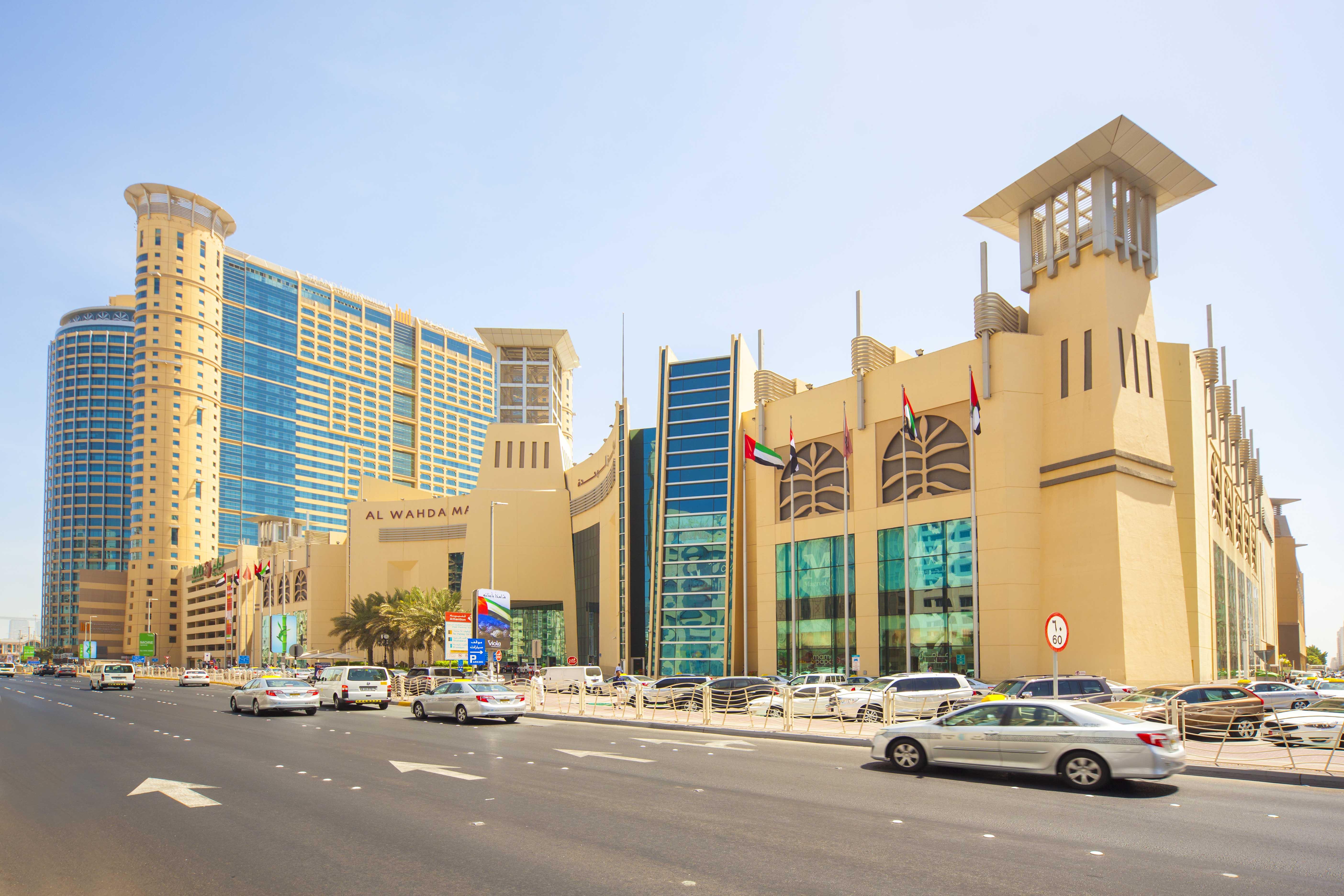Al Wahda Mall celebrates 10th anniversary with 'Shop and Win