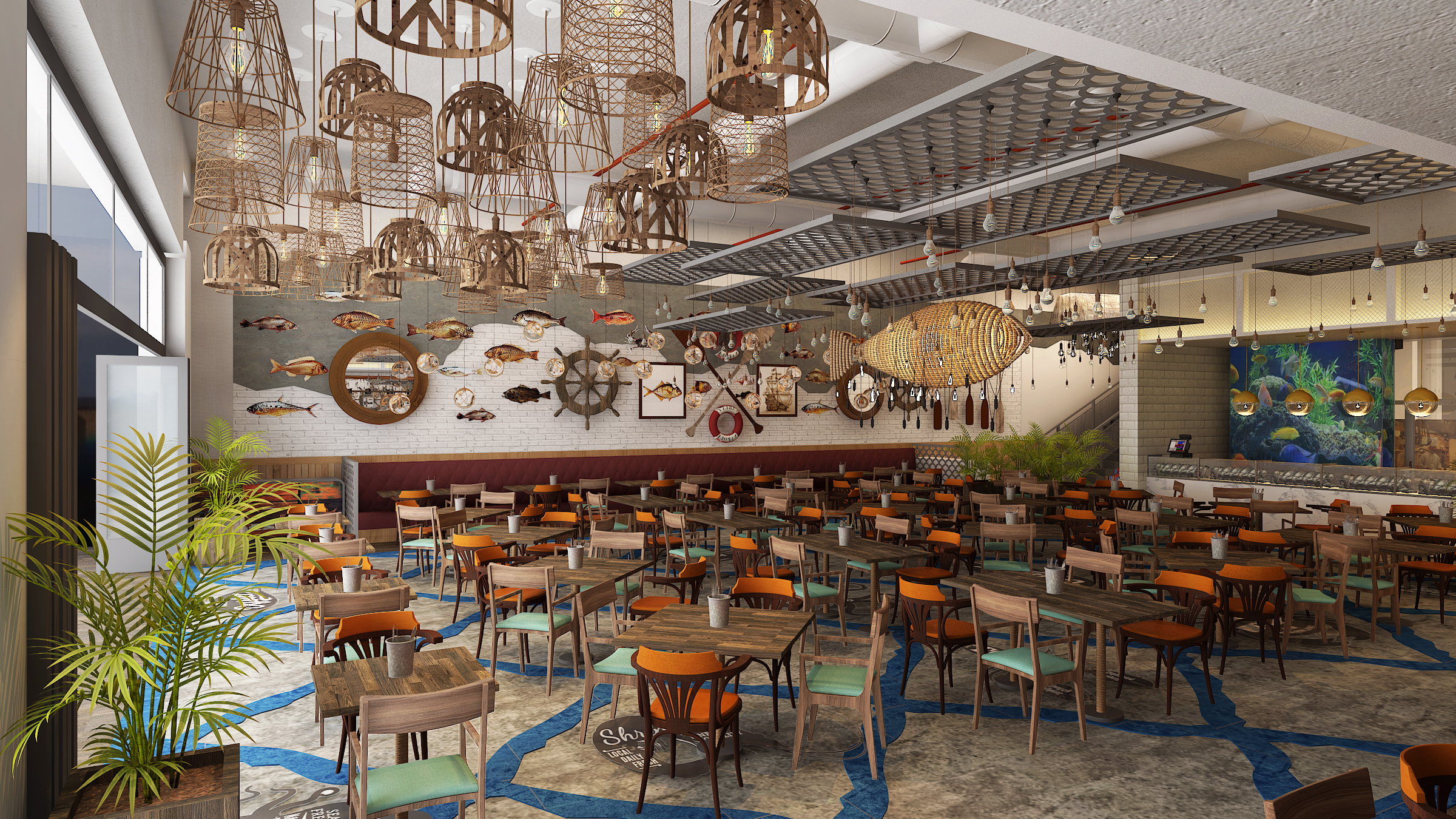 Seafood Kitchen now open at The Pointe - Future of retail ...