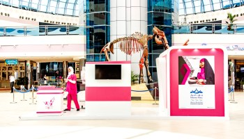 4330a3ca50e5 The Galleria on Al Maryah Island partners with Pink Caravan - Future ...