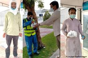 UAE restaurant Des Pardes feeds people in need