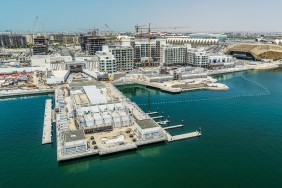 Miral announces major milestones on Yas Bay