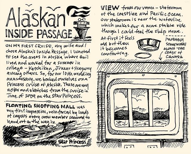 Alaskan Inside Passage