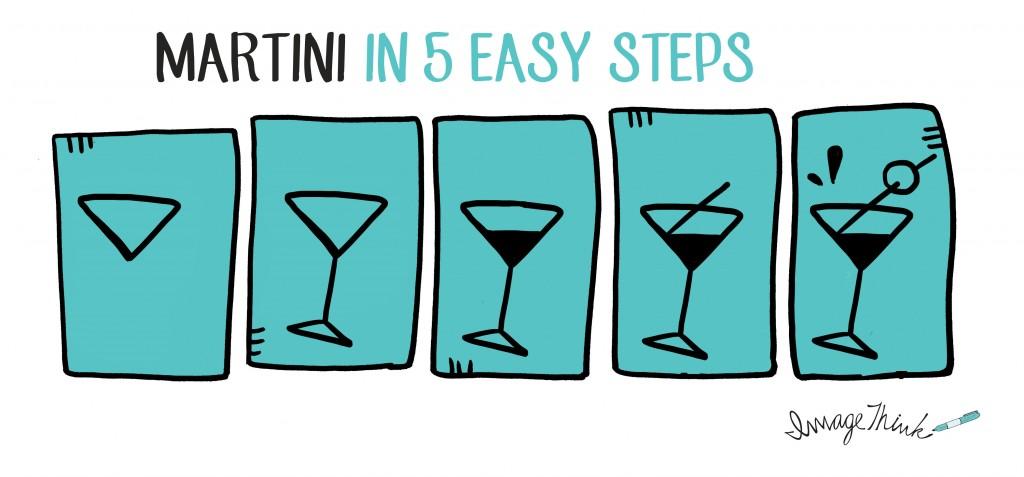 5EasySteps_Martini
